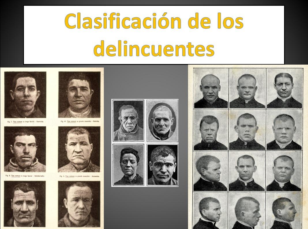 Clasificación De Los Delincuentes Derechoenmexico Mx