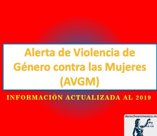 Alerta de Violencia de Género contra las Mujeres