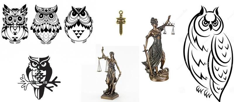 Logos para despacho juridico