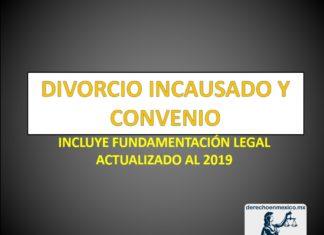 DIVORCIO INCAUSADO