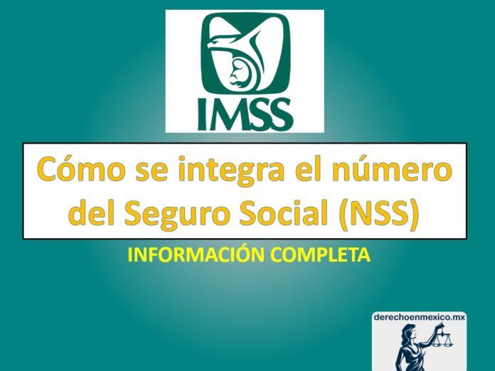 calcular el número del seguro social