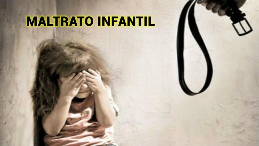 REPORTE DE MALTRATO INFANTIL