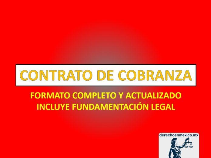 CONTRATO DE COBRANZA