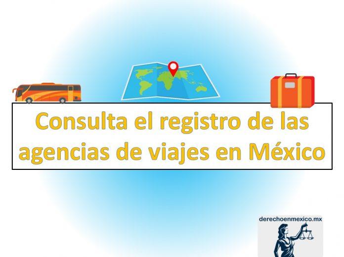 ¿Cómo saber si una agencia de viajes está registrada?